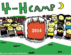 4-H Raleigh summer camps