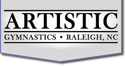 Artistic Gymnastics Raleigh summer camps