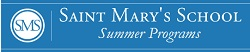 St. Mary's School Raleigh summer camps