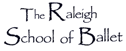 The Raleigh School of Ballet Raleigh summer camps