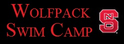 Wolfpack Swim Camp Raleigh summer camps